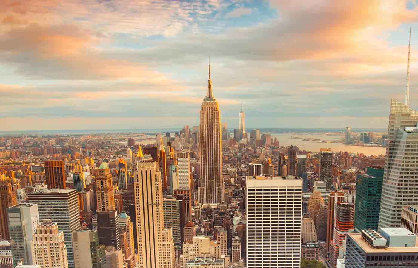 New York City skyline - Strata Data Conference 2018