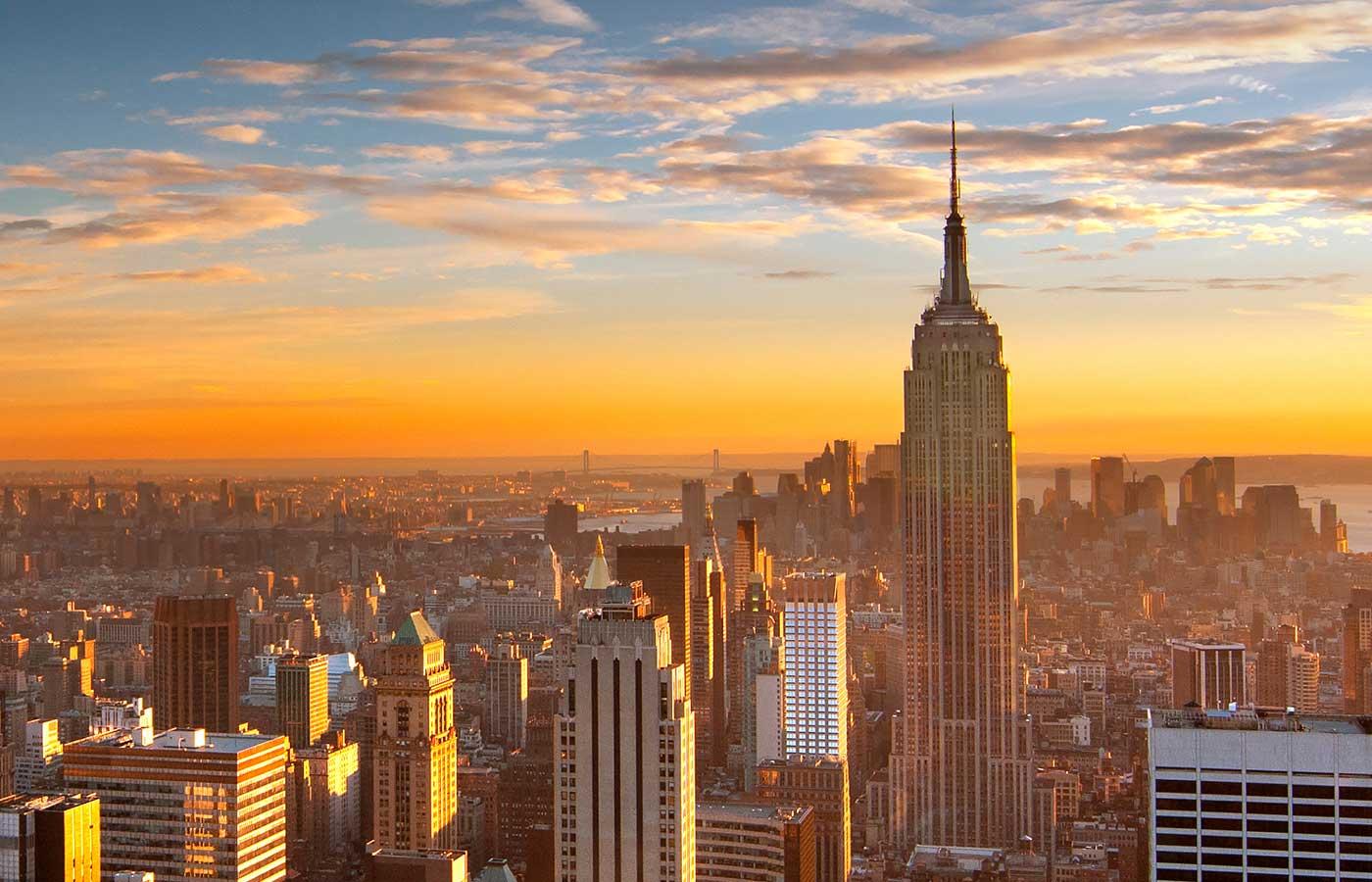 New York Skyline - JupyterCon 2018