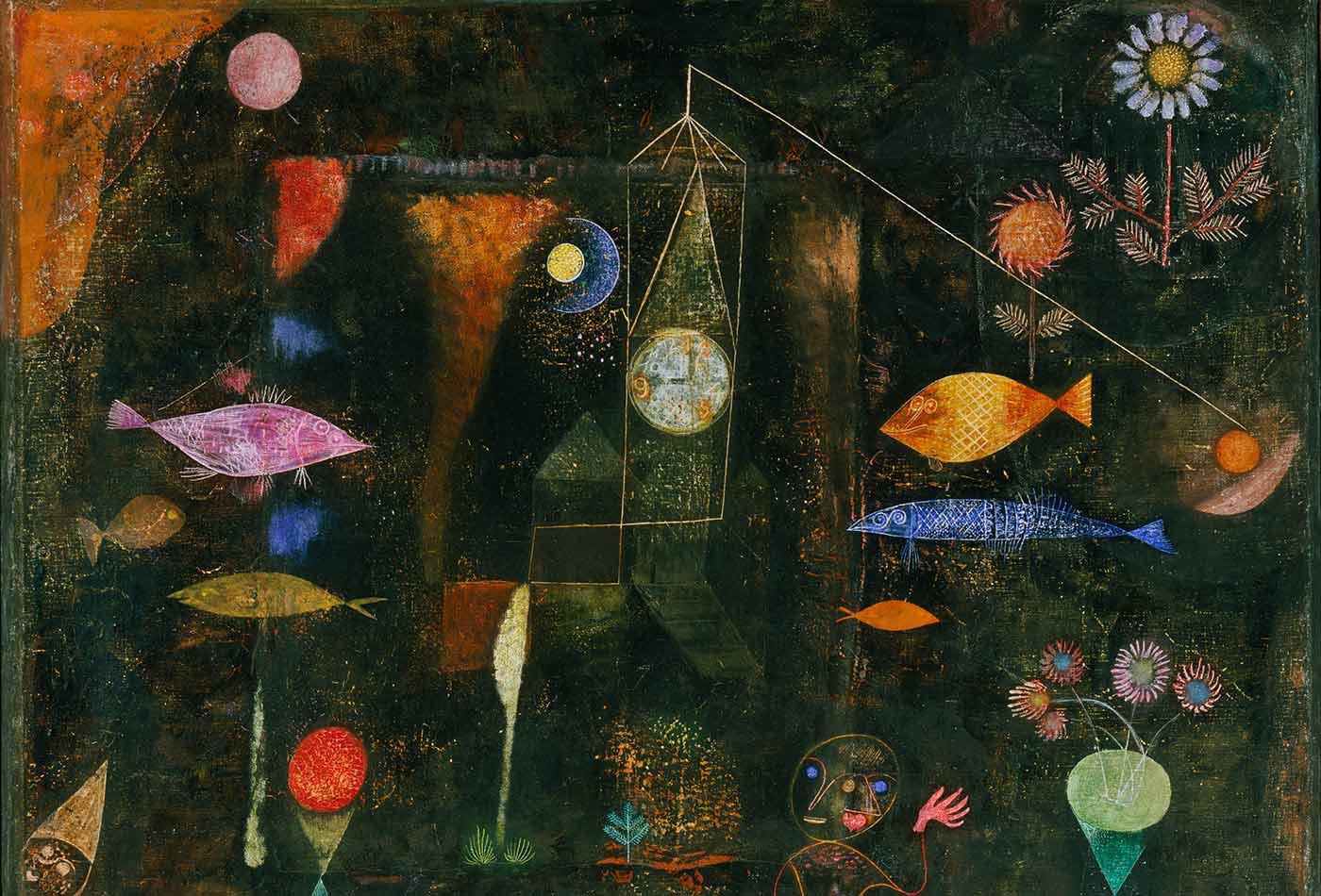 Fish Magic, 1925.