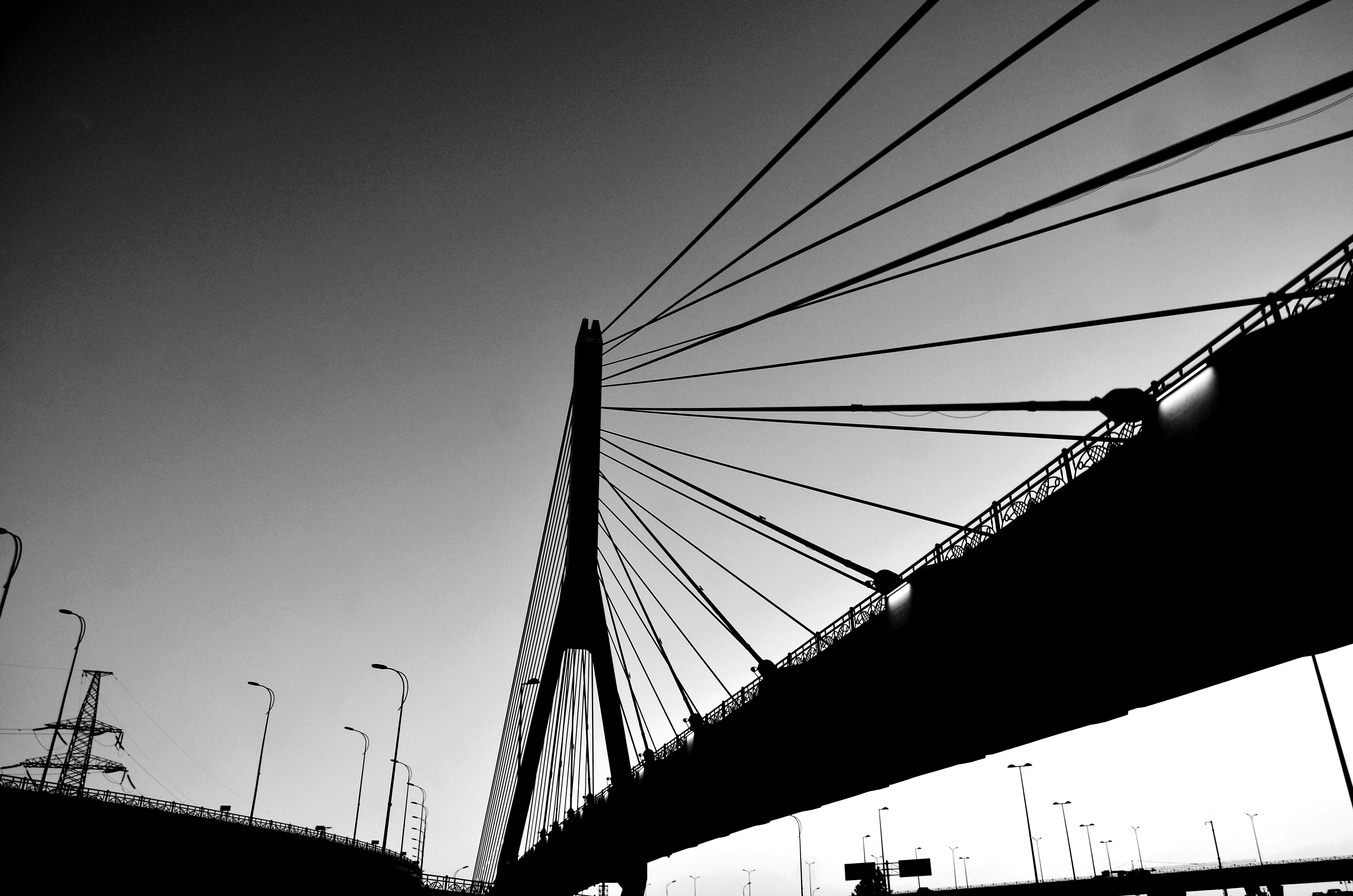 The longest bridge junction in the world