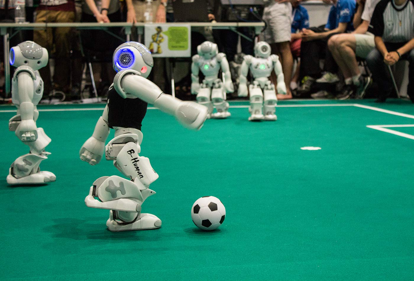 RoboCup 2016, Leipzig