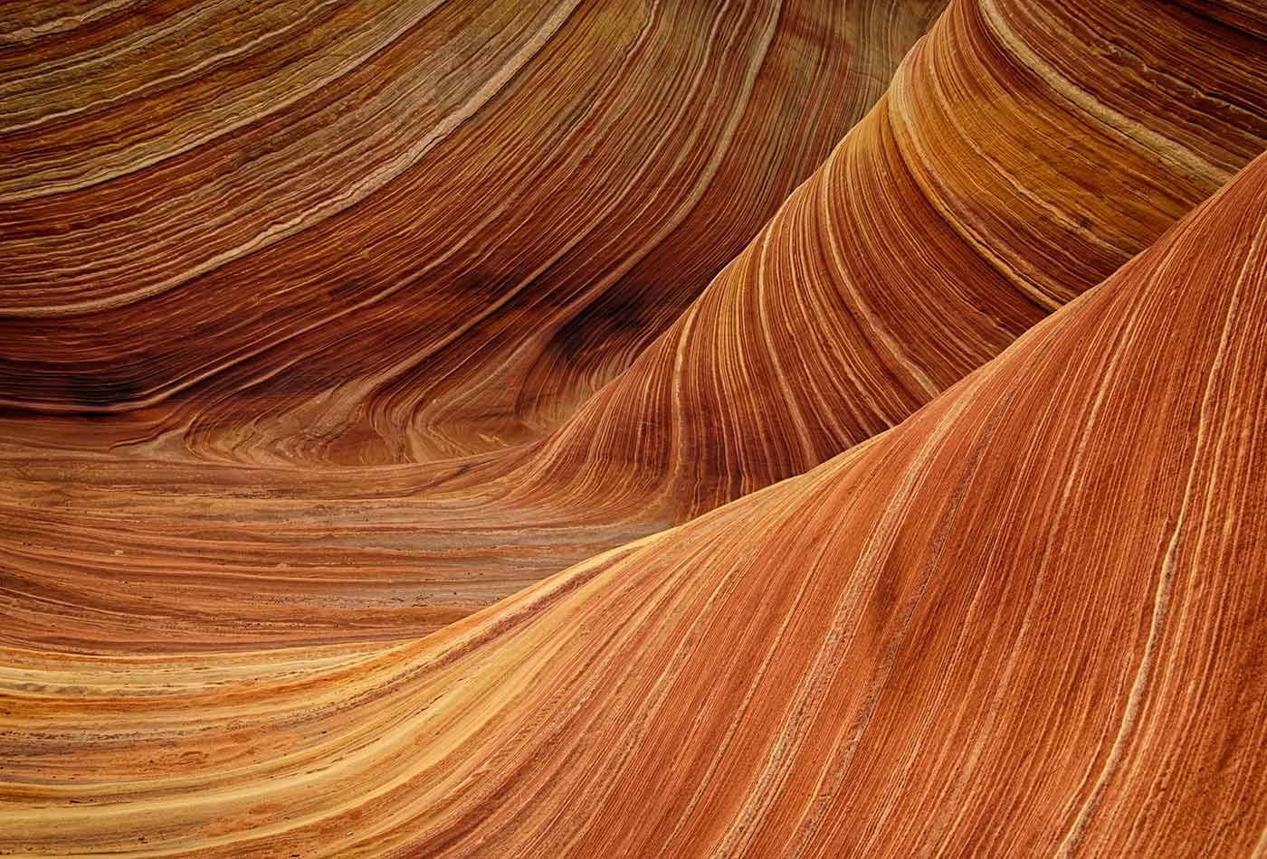 Sandstone wave.