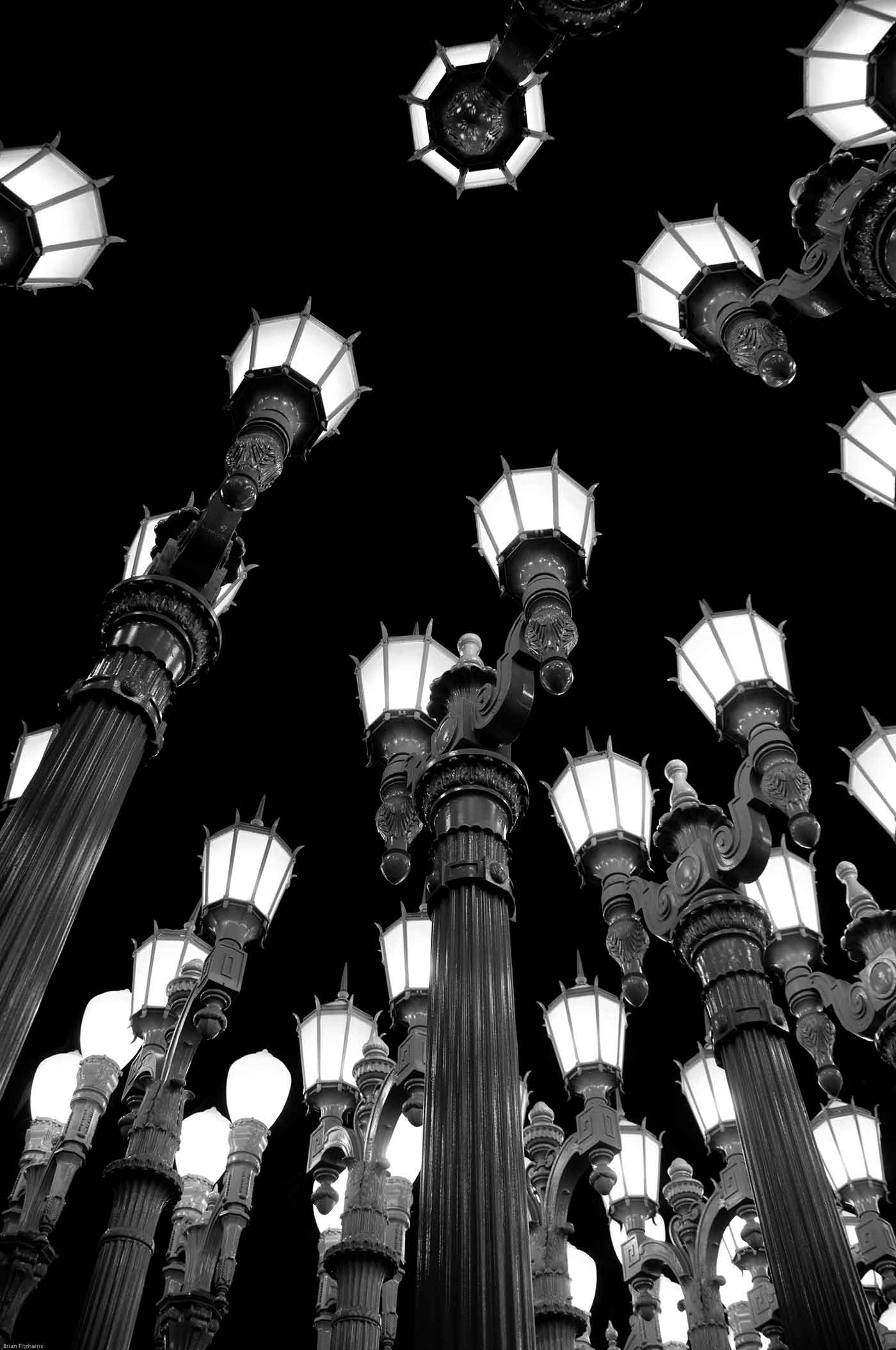 Urban Light, by Brian Fitzharris