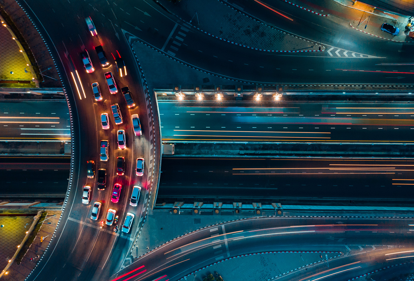 Traffic at night - What's driving cloud native and distributed systems in 2019