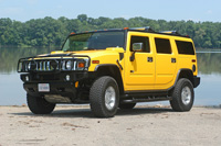 AOL Hummer contest